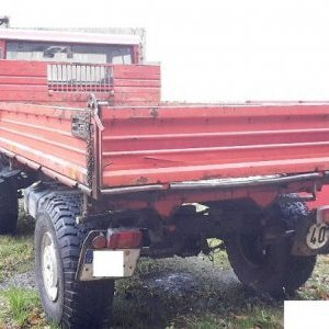 foto 5.2t 4x4 joint tipper municipal WINTER